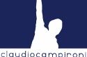 Declinazione logo Claudio Campironi