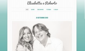 ELISABETTA E ROBERTO – IL MATRIMONIO